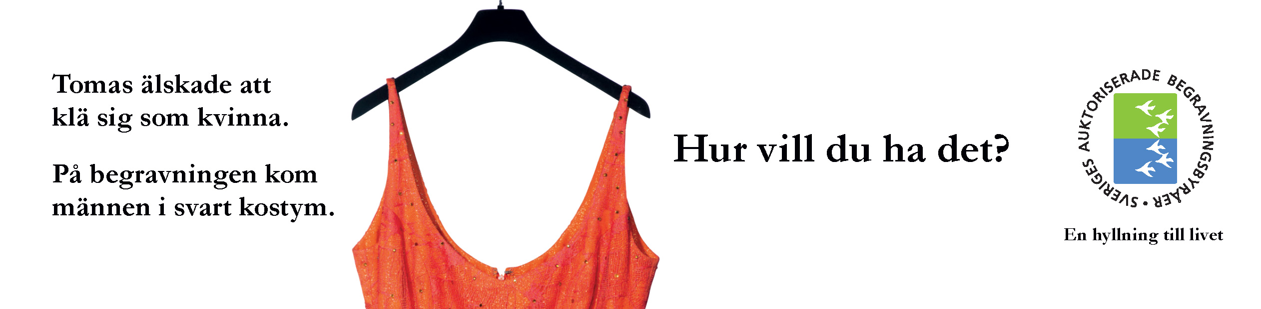 Axelssons Begravningsbyrå Lund - Livsarkivet - En hyllning till livet - Tomas