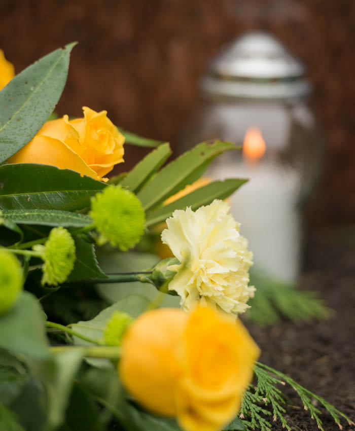 Askspridning efter avliden i Lund med omnejd - bild_gult