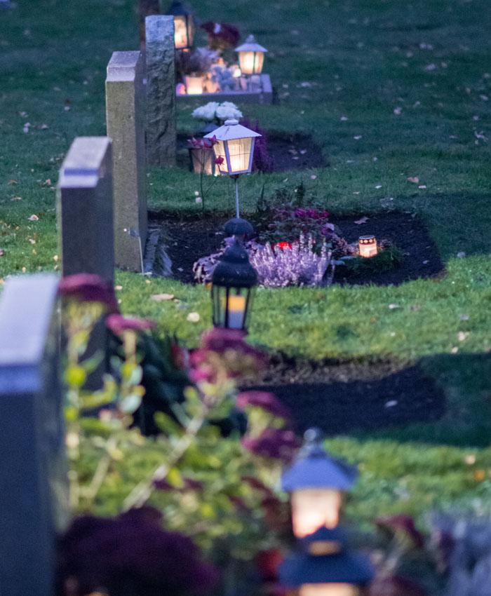 Hitta gravplats i Lund med omnejd - Axelssons Begravningsbyrå Lund - bild_grav