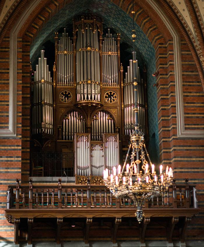 Musikväljaren - Välj musik vid begravningen i Lund med omnejd - bilder_orgel